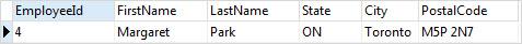 SQLite Update Multiple Columns Example